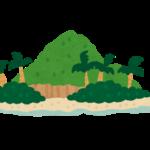 東京湾唯一の無人島、猿島